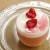 『クープ ペッシュ』(白桃と赤桃のクープ)