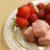 【プロレシピ】『苺と木苺のサブレ(クッキー)』レシピ公開しました。